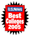 EIU is recognized by the US News & World Report for the fourth year.